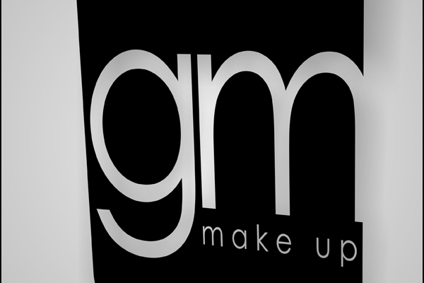 Logotipo GM Make up / Propuesta